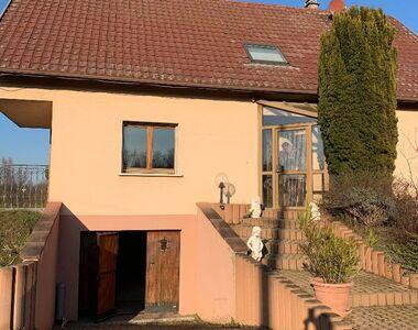 Vente Maison 5 pièces 152m² Sierentz (68510) - photo