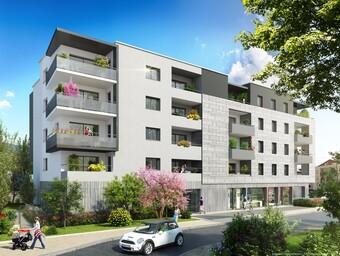 Vente Appartement 2 pièces 42m² Thonon-les-Bains (74200) - Photo 1