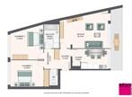 Vente Appartement 3 pièces 72m² Annemasse (74100) - Photo 2