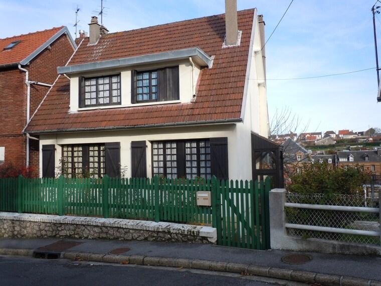 Vente Maison 5 pièces 70m² DIEPPE - photo