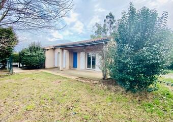 Vente Maison 6 pièces 116m² Saint-Marcel-lès-Valence (26320) - Photo 1