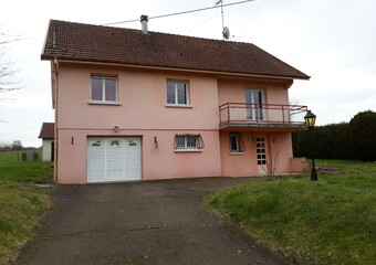 Sale House 5 rooms 93m² Secteur MEURCOURT - photo