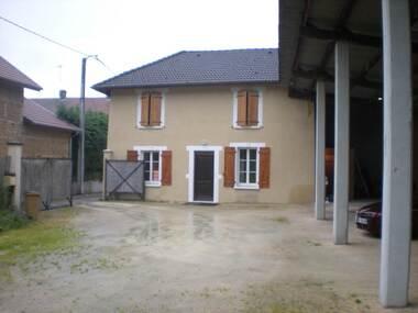 Location Maison 4 pièces 91m² Longechenal (38690) - photo