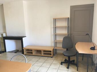 Location Appartement 1 pièce 30m² Corenc (38700) - photo