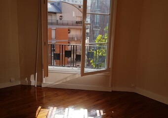 Renting Apartment 1 room 27m² Paris 20 (75020) - Photo 1