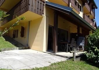 Vente Appartement 2 pièces 32m² Bellevaux (74470) - photo