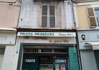 Vente Immeuble 2 pièces 90m² Argenton-sur-Creuse (36200) - photo