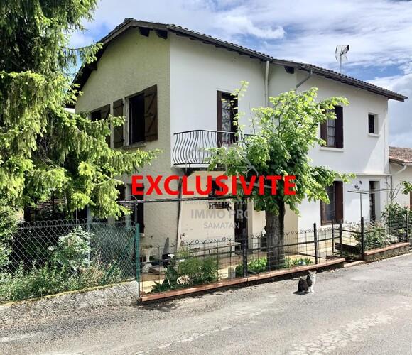 Vente Maison 6 pièces 130m² SECTEUR SAMATAN / LOMBEZ - photo
