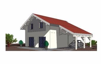 MAISON INDIVIDUELLE NEUVE T5 115 m2 à CONTAMINE SUR ARVE Contamine-sur-Arve (74130)