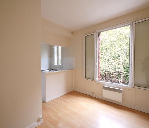 Location Appartement 2 pièces 27m² Suresnes (92150) - photo