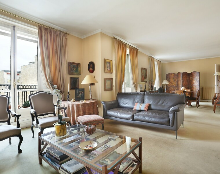 Vente Appartement 7 pièces 184m² Paris 17 (75017) - photo