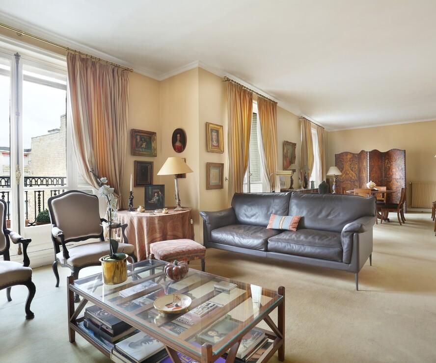 Vente Appartement 7 pièces 184m² Paris 17 (75017) - photo