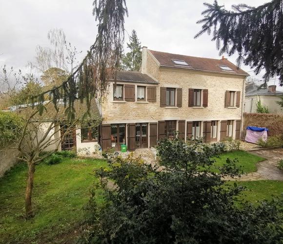 Vente Maison 6 pièces 160m² Asnières-sur-Oise (95270) - photo