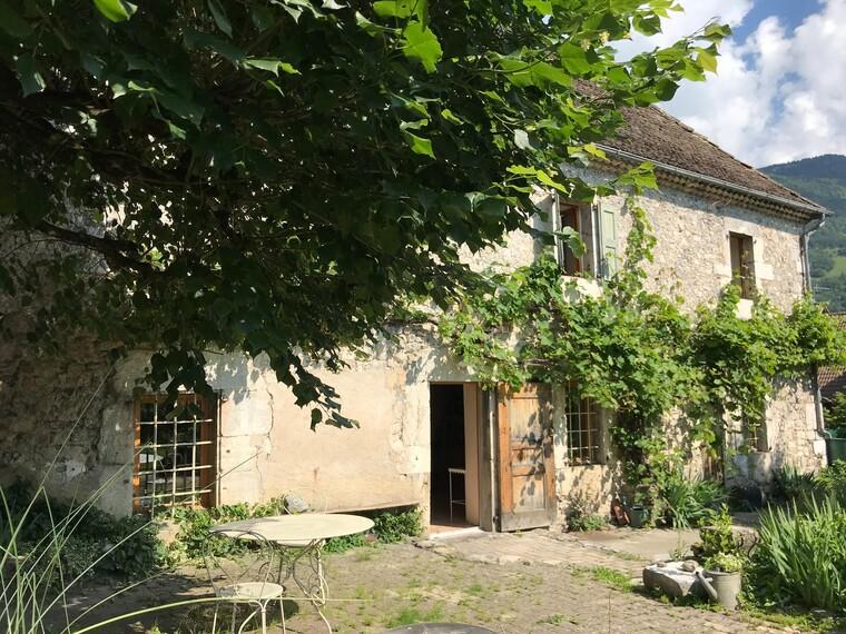 Vente Maison 6 pièces 180m² Saint-Guillaume (38650) - photo