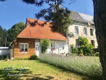 Vente Maison 7 pièces 94m² Hesdin (62140) - photo