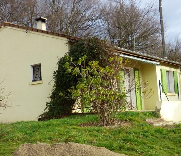 Vente Maison 5 pièces 110m² Montrigaud (26350) - photo