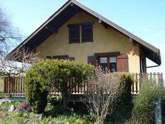 Sale House 4 rooms 62m² Saint-Sulpice-des-Rivoires (38620) - photo
