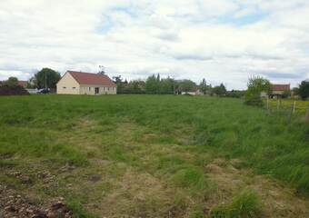 Vente Terrain 3 056m² Saint-Pont (03110) - photo