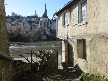 Vente Maison 3 pièces 87m² Argenton-sur-Creuse (36200) - photo