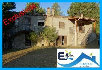Vente Maison 6 pièces 141m² Saint-Georges-les-Bains (07800) - photo