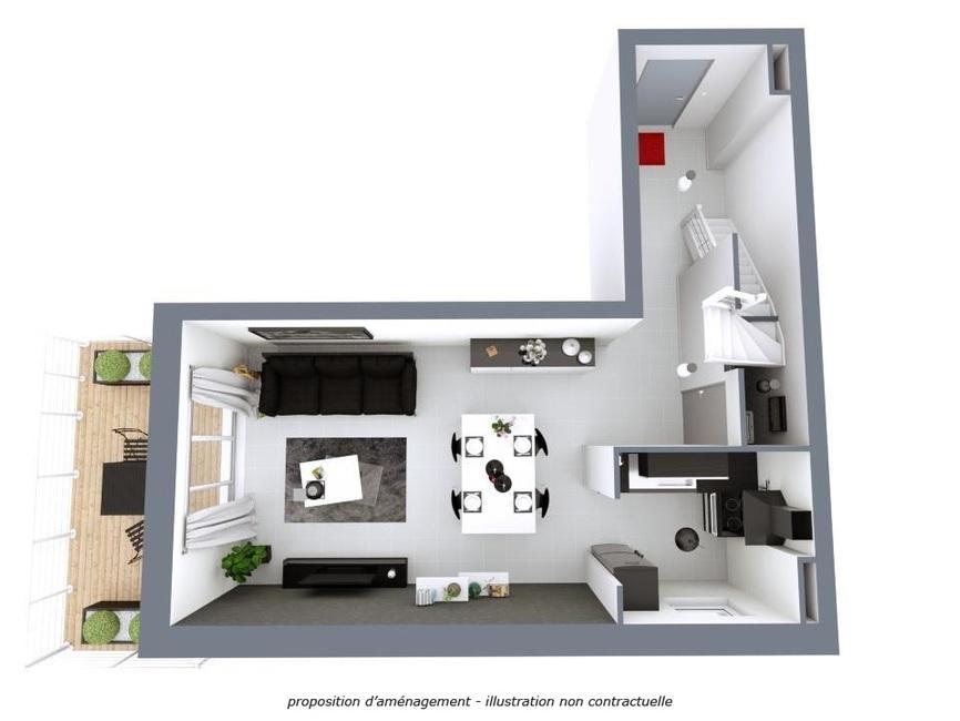 Maisons et appartements neufs 10 minutes d 39 albertville for Maisons et appartements