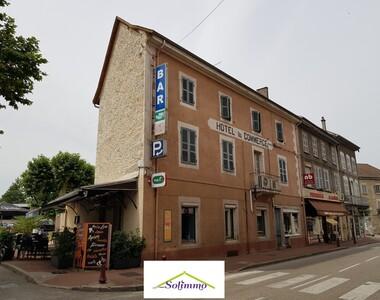 Vente Immeuble Montalieu-Vercieu (38390) - photo