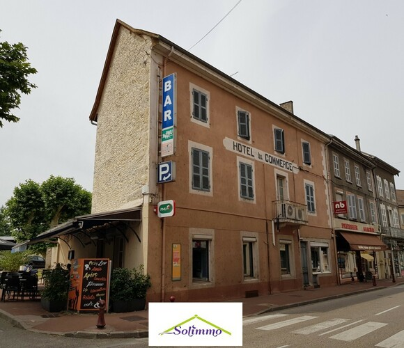 Vente Local commercial 140m² Montalieu-Vercieu (38390) - photo