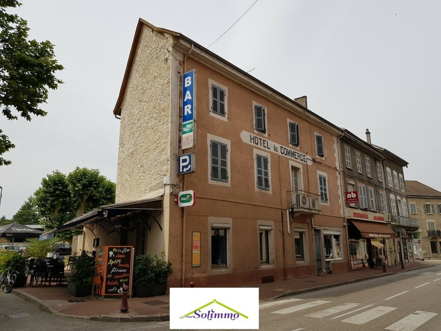 Vente Local commercial 140m² Montalieu-Vercieu (38390) - photo