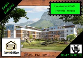 Sale Apartment 4 rooms 83m² Saint-Égrève (38120) - photo