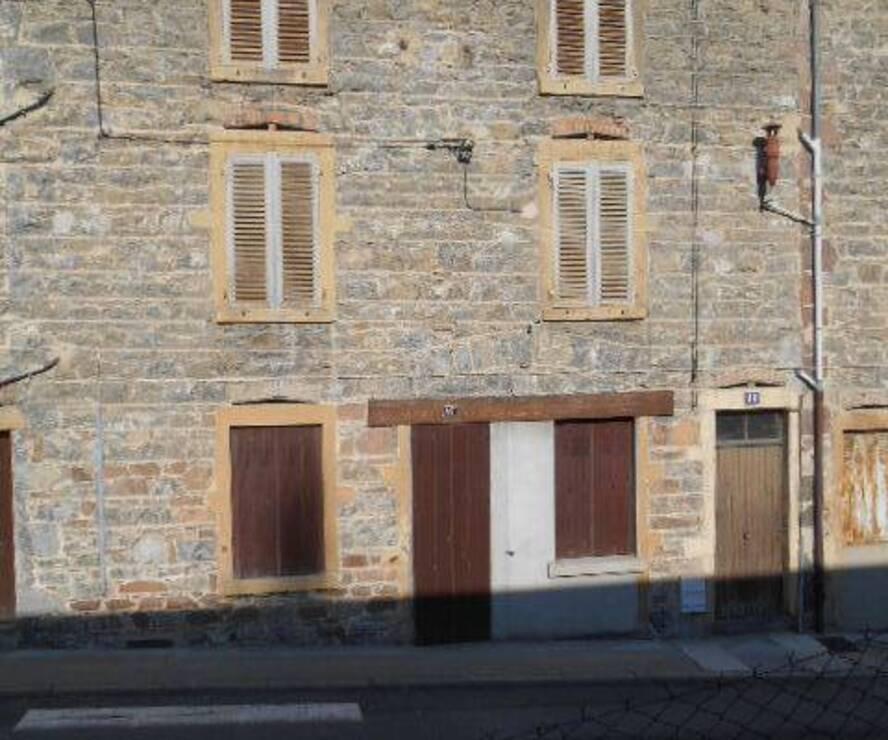 Vente Maison 10 pièces Bourg-de-Thizy (69240) - photo