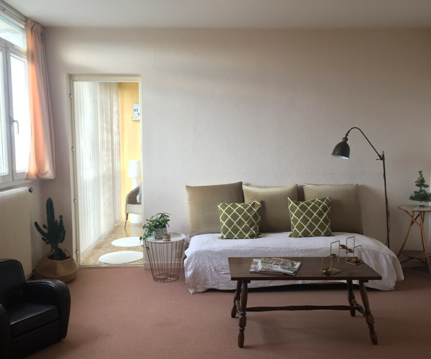 Vente Appartement 4 pièces 77m² Pau (64000) - photo