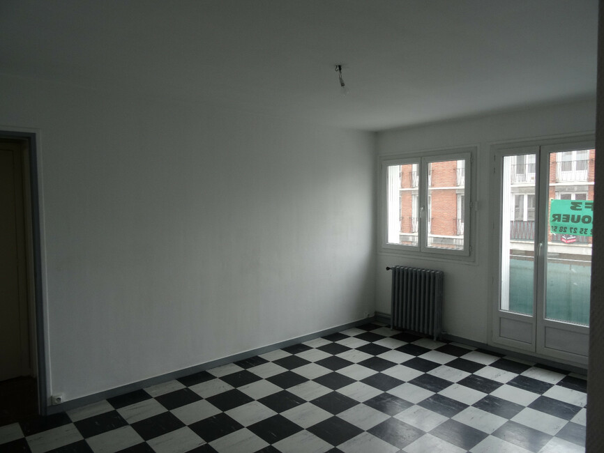 Location appartement 3 pièces Le Havre (76600) - 370619