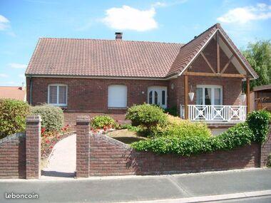 Vente Maison 5 pièces 160m² Sains-en-Gohelle (62114) - photo