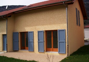 Vente Maison 5 pièces 112m² SAINT-PIERRE-D'ALLEVARD - photo