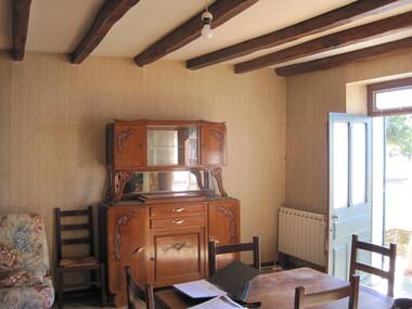 Vente Maison 3 pièces 79m² Rivarennes (36800) - photo