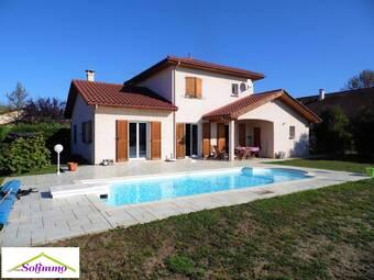 Vente Maison 4 pièces 111m² Apprieu (38140) - photo