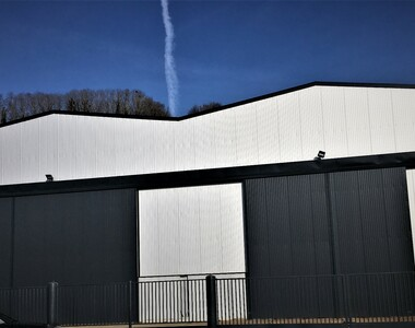 Location Local industriel 1 870m² Rogerville (76700) - photo