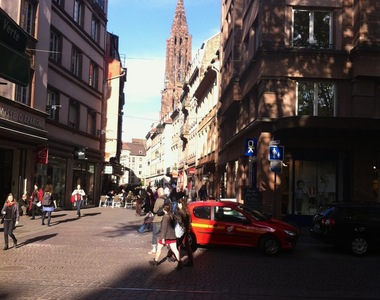 Sale Apartment 2 rooms 52m² Strasbourg (67000) - photo