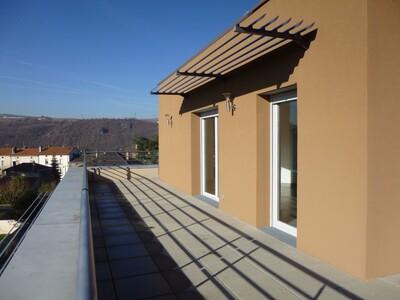 Location Appartement 4 pièces 83m² Lorette (42420) - Photo 1