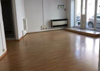 Location Local commercial 82m² Valence (26000)