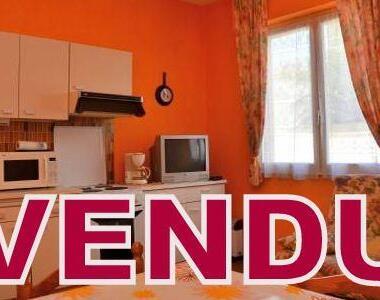 Vente Appartement 2 pièces 32m² Le Touquet-Paris-Plage (62520) - photo