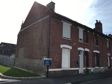 Vente Maison 5 pièces 92m² Chauny (02300) - photo