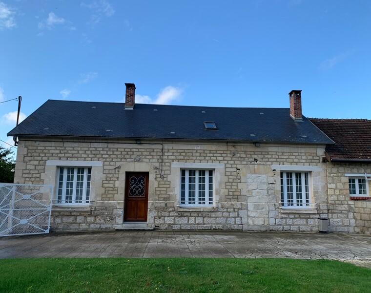 Vente Maison 6 pièces 160m² Leuilly-sous-Coucy (02380) - photo
