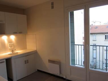 Location Appartement 1 pièce 31m² Grenoble (38100) - photo
