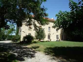 Vente Maison 9 pièces 280m² Chatuzange-le-Goubet (26300) - photo