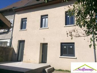 Vente Maison 4 pièces 75m² Les Abrets (38490) - photo