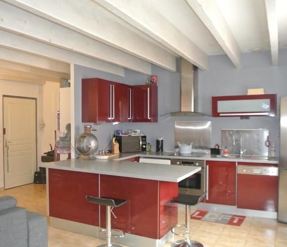 Vente Appartement 2 pièces 75m² Bourg-lès-Valence (26500) - photo