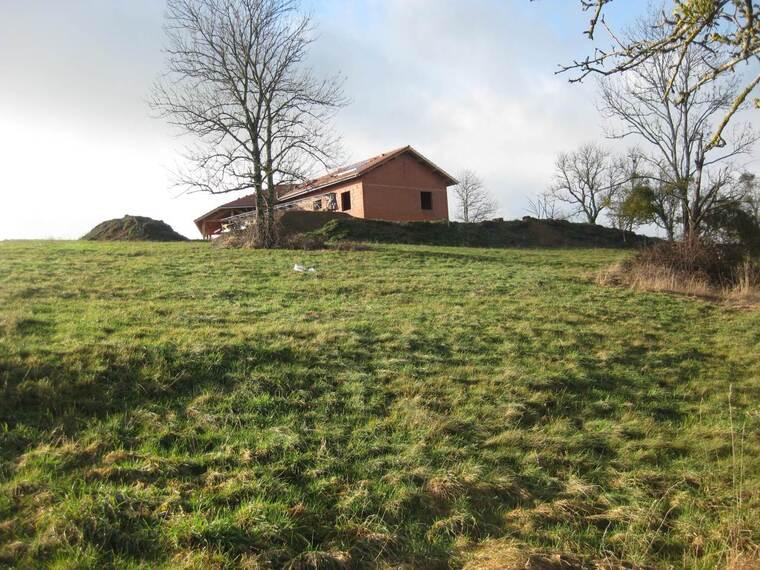 Vente Terrain 1 143m² Saint-Jean-la-Bussière (69550) - photo