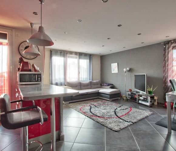 Vente Appartement 3 pièces 58m² Gilly-sur-Isère (73200) - photo