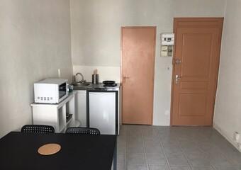 Location Appartement 1 pièce 18m² Grenoble (38000)